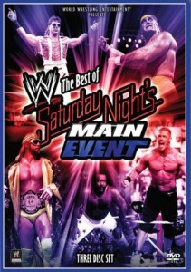 WWE Saturday Night's Main Event DVD Box Art