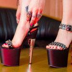 Pleaser Bondgirl Heels
