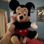 This Mickey Mouse is the devil and sworn enemy of Michael Watkins and me.