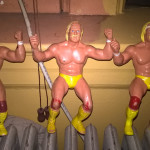 I was unaware that I had so many Hulk Hogan LJN figures.